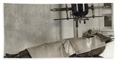 Radiation Cancer Treatment Beach Towel