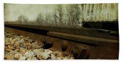Railroad Bolts Beach Sheet