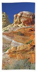 Rainbow Land Beach Towel