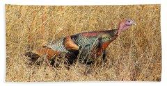 Rainbow Turkey Beach Sheet