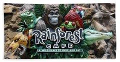 Rainforest Beach Sheet