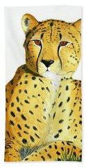 Rajah Beach Towel