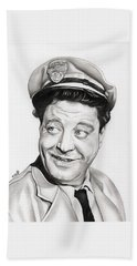 Ralph Kramden Beach Towel