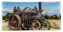 Ransomes Steam Engine Beach Sheet