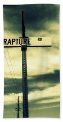 Rapture Road Beach Towel