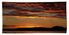Rathtrevor Sunrise Beach Towel