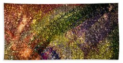 Beach Towel featuring the photograph Razzle Dazzle by Donna Lee