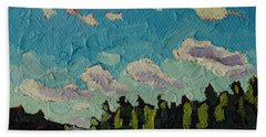 Reach To Grippen Beach Towel by Phil Chadwick