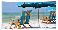 Ready When You Are Beach Towel
