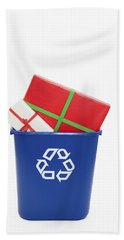 Recycled Gifts Beach Towel