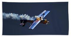 Red Bull - Inverted Flight Beach Towel