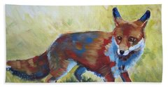 Red Fox Beach Sheet
