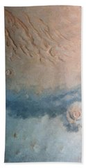 Red Planet 1 Beach Towel