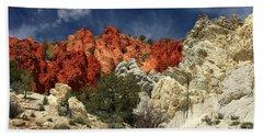 Red Rock Canyon Beach Sheet