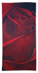 Red Rose Beach Sheet