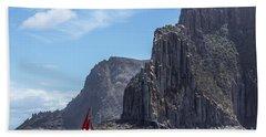 Red Sails Beach Towel