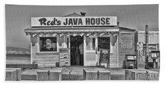 Red's Java House San Francisco By Diana Sainz Beach Sheet