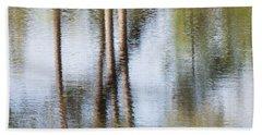 Reflection Abstract Beach Sheet