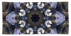 Reflection - Kaleidoscope Art Beach Sheet