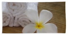 Relax At The Spa Beach Towel