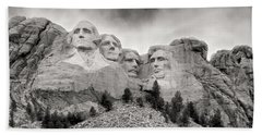Remarkable Rushmore Beach Towel