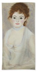 Renoir's Lady Beach Towel