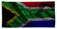 Republic Of South Africa Beach Towel