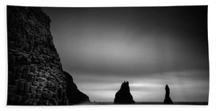 Reynisfjara Beach Towel