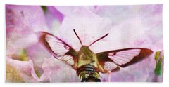 Rhododendron Dreams Beach Towel