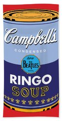 Ringo Beach Towel