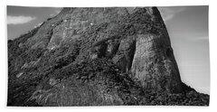 Rio De Janeiro Classic View - Sugar Loaf Beach Towel