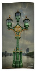 Rise Above City Beach Towel