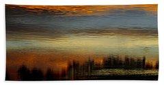River Of Sky Beach Sheet