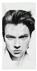 River Phoenix Beach Towel