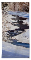 Riverbend Beach Towel