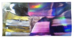 Beach Towel featuring the photograph Road To Another Dimension by Martin Howard