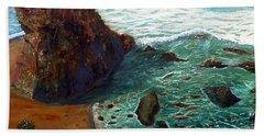 Rock Beach And Sea Beach Sheet