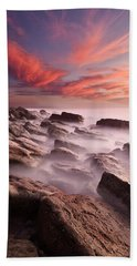 Rock Caos Beach Towel
