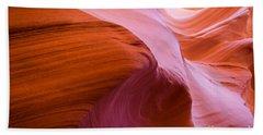 Rock Waves Beach Towel