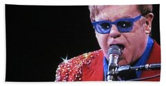 Rocket Man Beach Towel