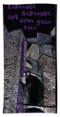 Rockin' Raven Celtic Rapunzel Beach Sheet