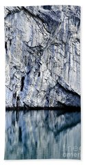 Rocky Reflection Beach Towel