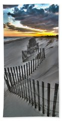 Rogers Beach First Day Of Spring 2014 Beach Towel