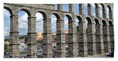 Roman Aqueduct IIi Beach Towel
