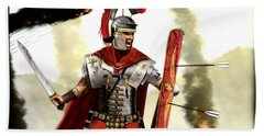 Roman Centurion Beach Sheet
