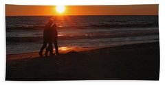 Romancing Beach Towel