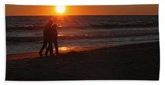 Romancing Beach Towel