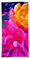 Rose 49 Beach Towel