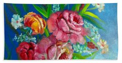 Roses Roses Jenny Lee Discount Beach Sheet