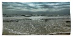 Rough Surf Beach Towel